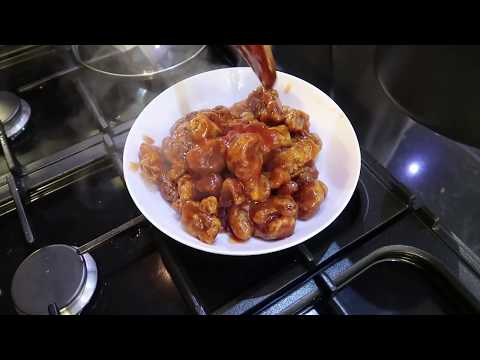 Sweet And Sour Pork Hong Kong Style By Benson