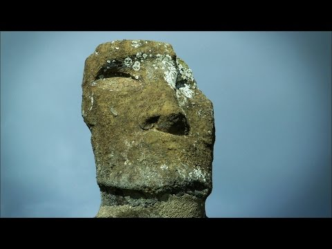 How Were Easter Island's Gigantic Statues Actually Carved?