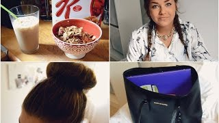 GETTING READY I Back to school (makeup, tenue, coiffure)