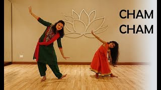 Easy Dance steps for CHAM CHAM song | Shipra's Dance class