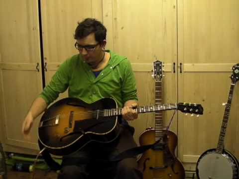 Gibson ES 125 vs Godin 5th Ave Kingpin