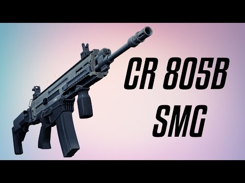 [Payday 2] CR 805B SMG