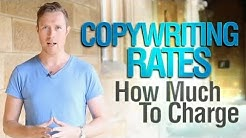 Copywriting Rates - How Much To Charge