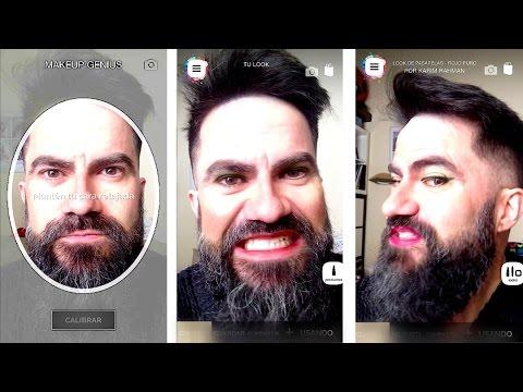 MakeUp Genius LOreal - Probamos la APP - App Test