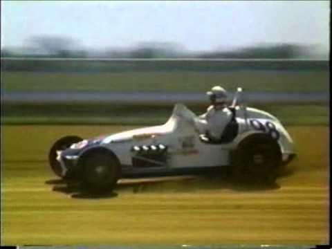 San Jose Car Show >> 1966 USAC Champ Cars - DuQuoin - YouTube