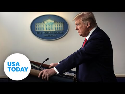 Trump Addresses Secretary Of Navy Being Forced To Resign | USA TODAY