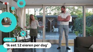 Nederlandse reus (2,18 meter!) is superster in Hollywood