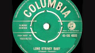 Jimmy Crawford - Long Stringy Baby - 1960 45rpm