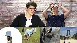 HORSE ALLERGIC TO GRASS! Dan & Phil's Internet News