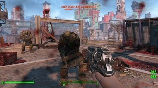 Fallout 4 gameplay leaked!
