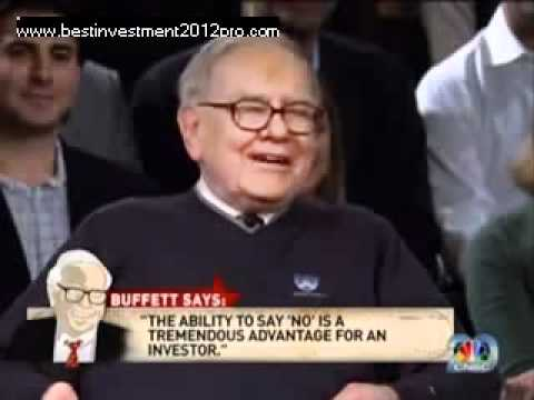 "Hamilton Equity ""Warren Buffett On Value Investing - CNBC"""