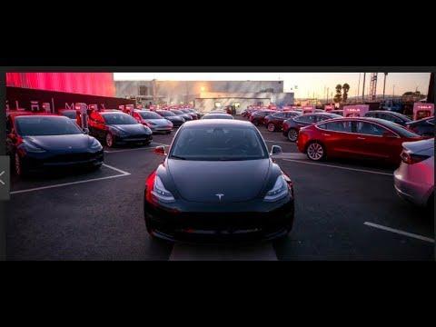 July monthly EV sales. Tesla Model 3 is on the list.