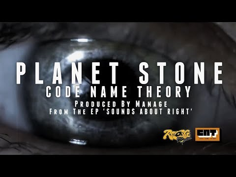 CODE NAME THEORY - PLANET STONE (OFFICIAL VIDEO)