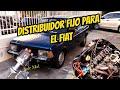 CÓMO PONER DISTRIBUIDOR DE GOL en FIAT 128 - No tengo presión de aceite