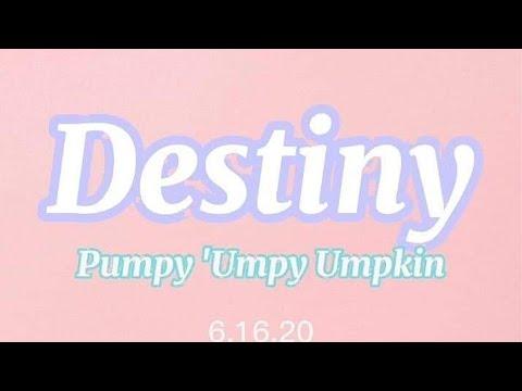 WIZ*ONE PH [Pumpy 'Umpy Umpkin] - Destiny (Concept Trailer)