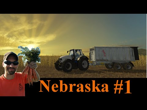 Farming Simulator 2015 Nebraska Vote til Jan 21