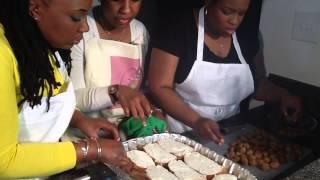 G5's Social Taste Kitchen Video 6  04.04.2014