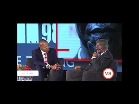 Thabo Mbeki & Malema Power FM Interview #MbekiOnPower