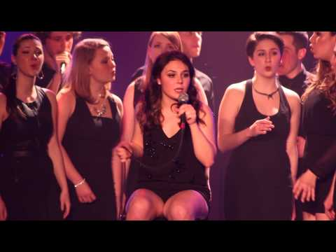 Nobody's Supposed To Be Here - Effusion A Cappella (cover of Deborah Cox)