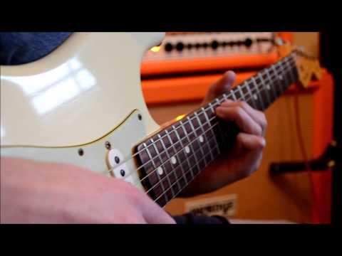 Hey Joe - Jimi Hendrix - Cover - Callum Williams