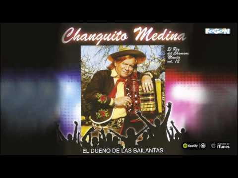 Changuito Medina. El dueño de las bailantas. El Rey del chamamé maceta
