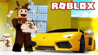BUYING THE WORLD'S MOST EXPENSIVE SUPERCAR IN ROBLOX! (ROBLOX VEHICLE SIMULATOR)