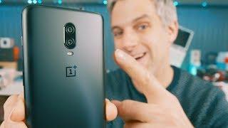 OnePlus 6T - Que Vaut-il en PHOTO / VIDÉO ?