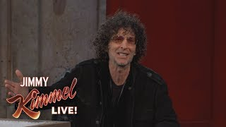 Howard Stern Jealous of David Letterman