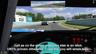 Sim Racing 101 : Becoming Respected Online (Ep11)