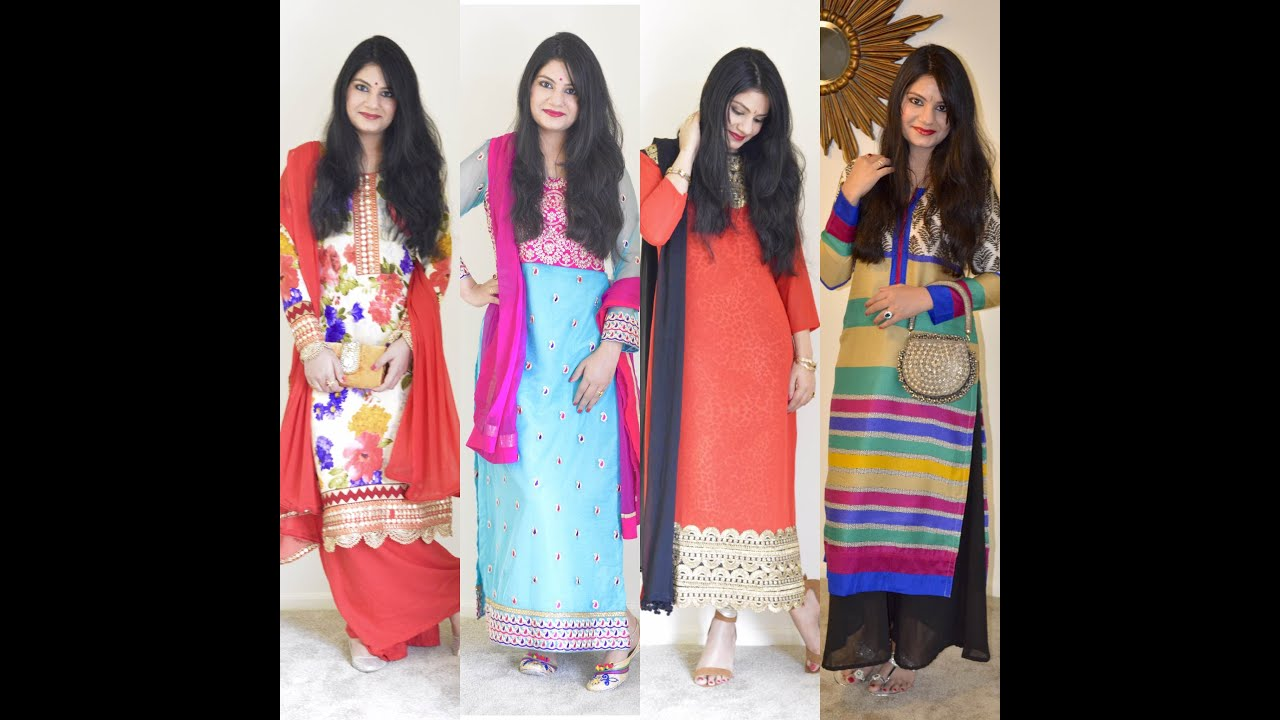 e857cc0c5d36 EID LOOKBOOK 2016/MODEST OUTFITS/INDIAN OUTFIT IDEAS - YouTube