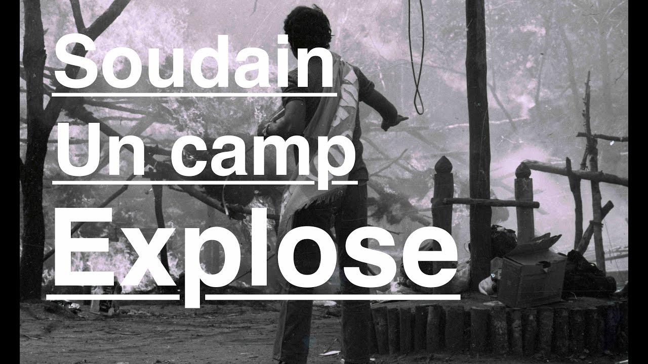 Au Cambodge avec la résistance