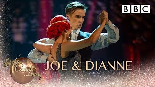 Joe Sugg & Dianne Buswell Argentine Tango to 'Red Right Hand' by Nick Cave - BBC Strictly 2018 thumbnail