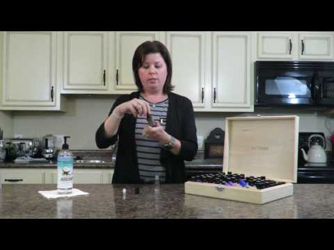 How to Make a Roller Bottle with dōTERRA Essential Oils Roll-On Roll On
