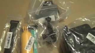 EEEkit 10-in-1 GoPro Accessory Kit - Unboxing