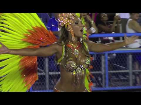 RIO CARNIVAL 2018, BEAUTIFUL RIO WOMEN, BY PAUL HODGE, HD 720p