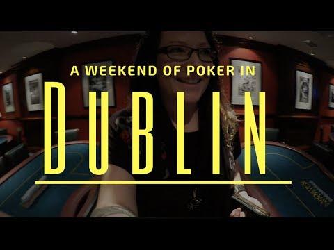 Vlog #40 - a weekend of Poker in Dublin