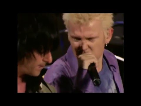 Billy Idol - L. A. Woman (Live 2001) (Promo Only)