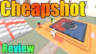 [ROBLOX: Cheapshot] - Overview/Discussion - Casual Swordfighting Game!