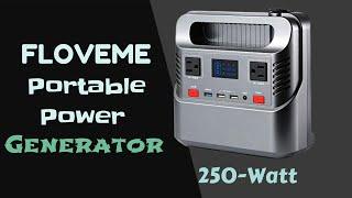 FLOVEME Portable Power Generator Review