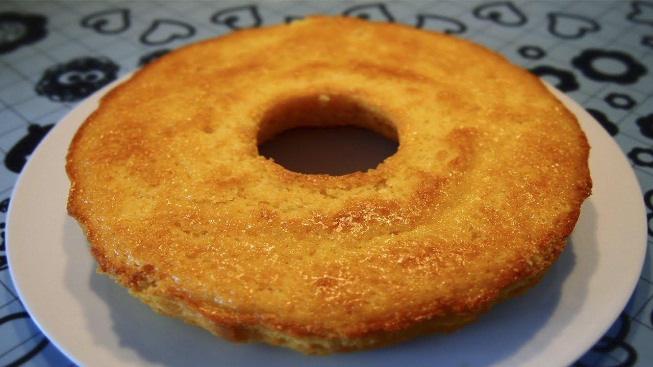 Bizcocho casero de limon receta facil youtube for Bizcocho de yogur de limon esponjoso facil