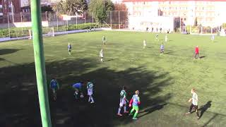 «Карпати-2005» Львів – «Динамо» Львів 2ий тайм 1-1