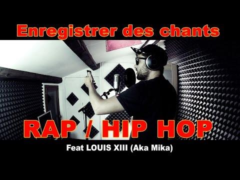 Tutoriel Gratuit : Enregistrer des chants RAP (hip hop), technique pro