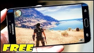 Top 10 High Graphics Android Games 2017 Android vesves IOS Best free Games on Android 2017
