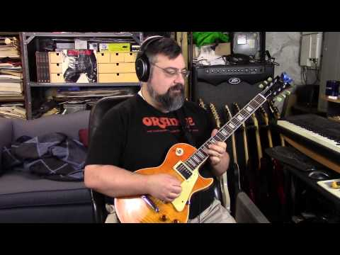 Chinese Les Paul Standard:  Three Years Later