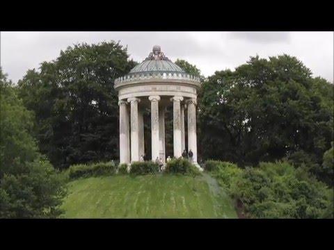 Munich, Germany: Englischer Garten (English garden)