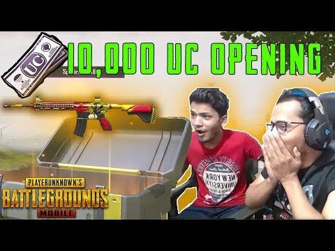 pubg-mobile-|-10,000-uc-crate-opening-|-kronten-gaming
