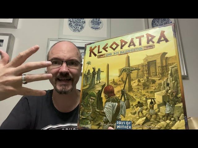 Cleopatra - Unboxing