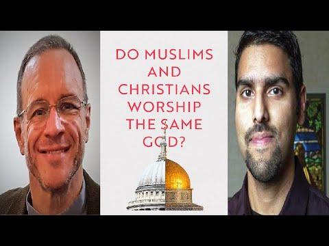 Do Muslims and Christians worship the same God? Joseph Cumming vs. Nabeel Qureshi