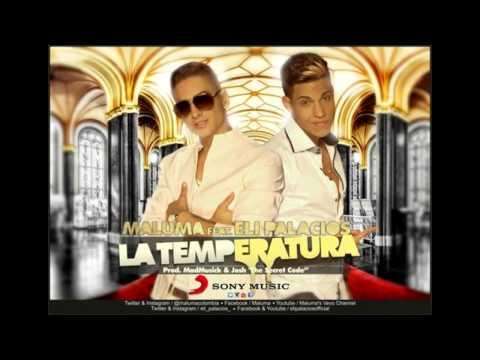 Maluma ft Eli Palacios La Temperatura