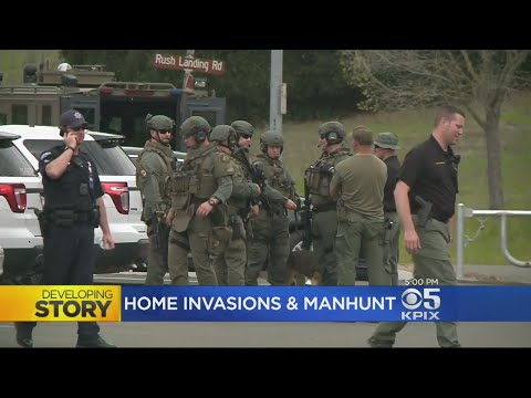 One Suspect In Petaluma Home Invasion Robberies Found In Novato Search